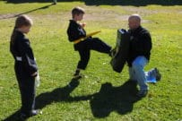 Self defence classes for kids in Brisbane
