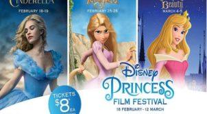 disney preincess film festival event cinemas