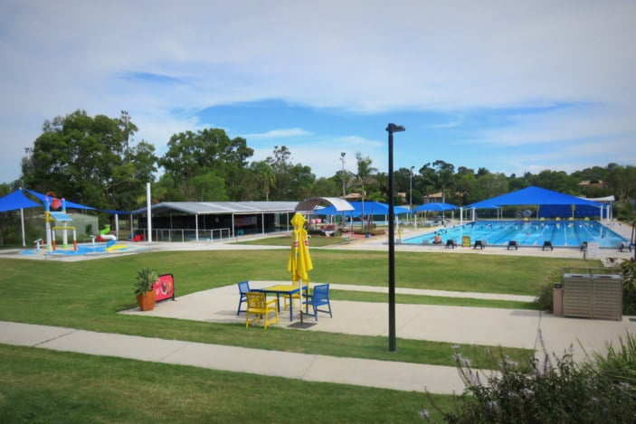 Bellbowrie Pool Bellbowrie Brisbane Kids