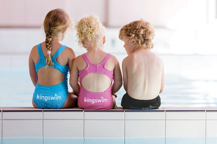 Learn to swim program at Kingswim Brisbane
