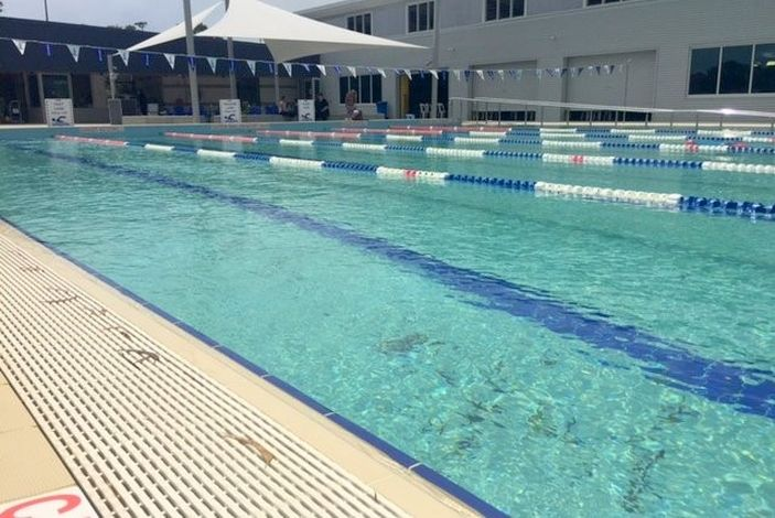 Emily Seebohm Aquatic Centre Fitzgibbon Brisbane Kids