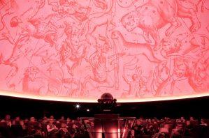 brisbane planetarium cosmic show