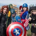 superhero weekend at the Gold Coast