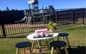 creekside cafe playground
