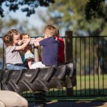 sandstone point playground and fun