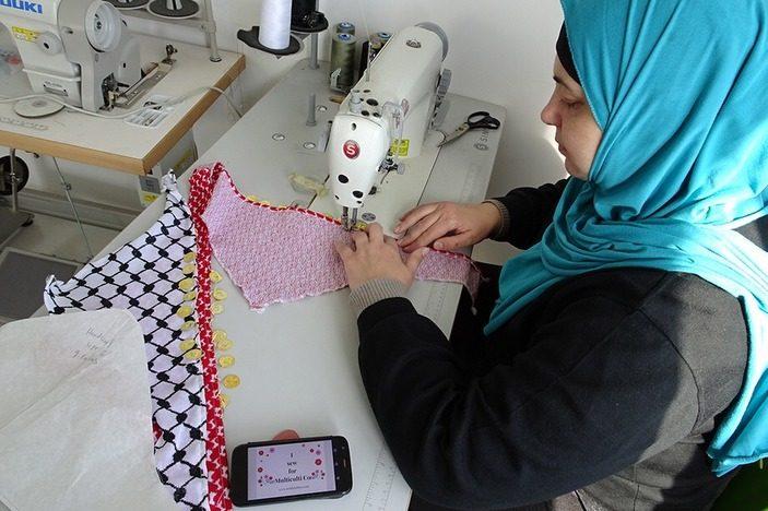 Ethical, sustainable clothing