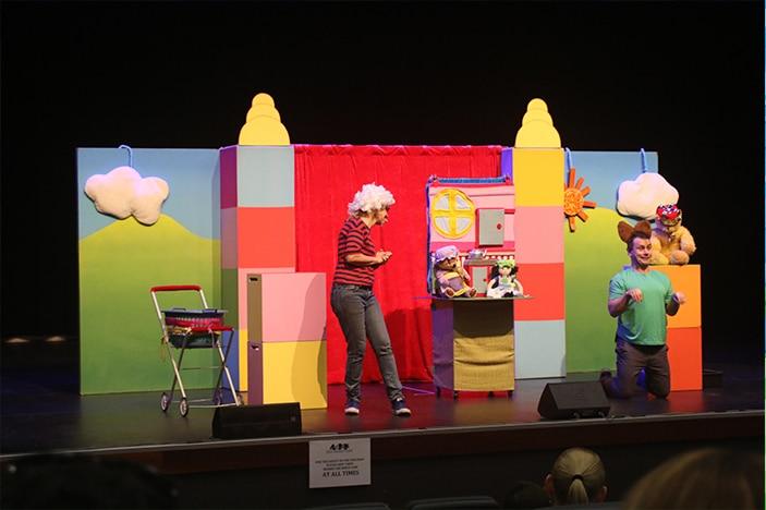 Play School Prince of Bears 2017