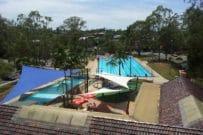 Learn to swim classes at Ferny Hills Swimming Pool