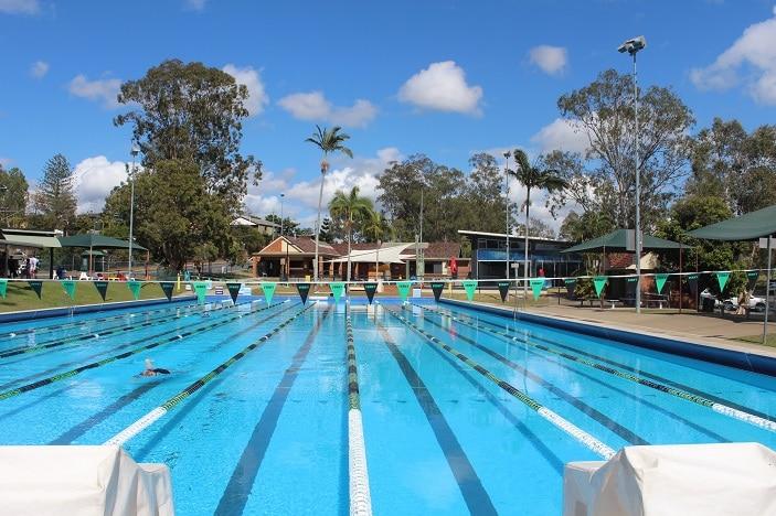 ferny hills pool
