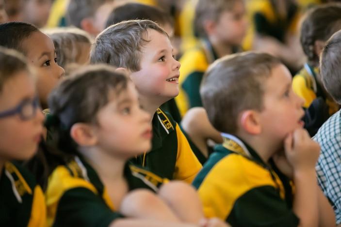 St Ambrose's Primary School in Brisbane