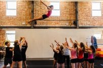 Circa Contemporary Circus, circus classes for kids