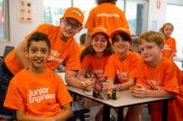 Junior Engineers, robotics workshops, coding workshos