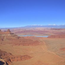 Dead Horse Point State Park from Moab