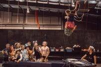 Flipside Circus, circus training for kids