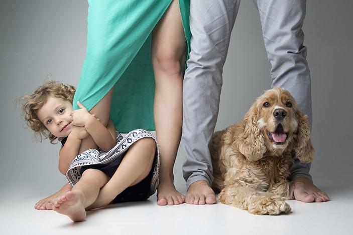 Hannah Photography, family photography, pet friendly photography
