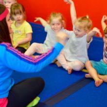Tumbletastics kindergym