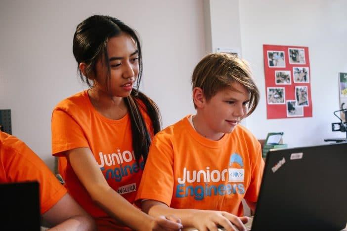 Junior Engineers STEM classes