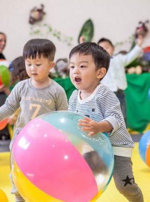 Toddler Sense toddler activity classes