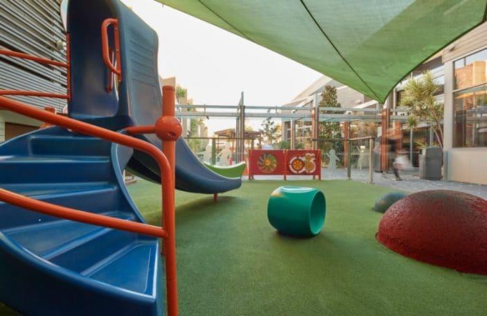 Mt Ommaney Centre Playground, shopping centre playground