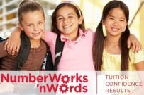 NumberWorks'nWords, kids tuition, kids tutors in Brisbane