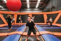 Skyzone MacGregor, fun centre, trampoline park