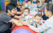 Gymboree Play & Learn, classes for babies