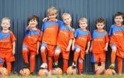 Ginger Sport soccer classes