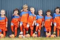 Ginger Sport soccer classes