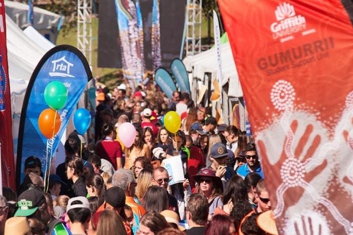 musgrave park NAIDOC week celebrations, indigenous entertainment, elders tent, rides,