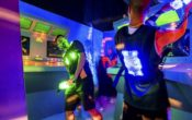 Laser League for teens