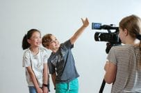 NIDA Open, school holiday acting classes for kids