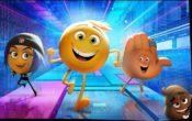 Family school holiday movies emoji movie