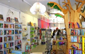 Where the Wild Things Are bookshop