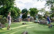 Victoria Park, family golf, mini golf in Brisbane
