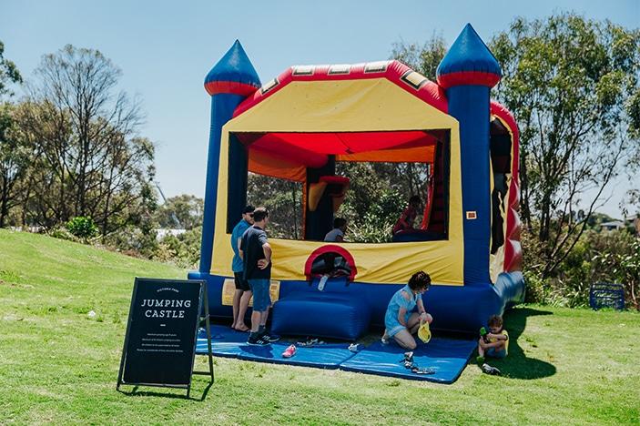 Victoria Park, family golf, mini golf in Brisbane