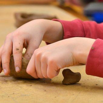 Ipswich Art Gallery Clay workshops