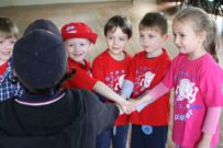 Playball classes for preschoolers