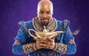 Disney's Aladdin The Musical genie and lamp