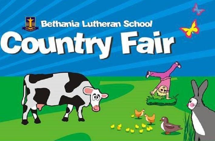 Bethania lutheran school fete
