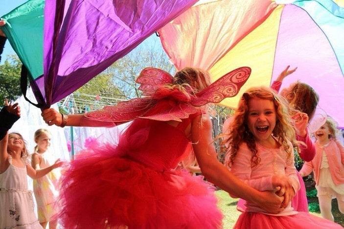 Flutter the Fairy