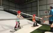 indoor skiiing brisbane