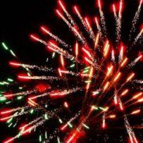 christmas fireworks burpengary