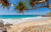 Coolum beach sunshine coast
