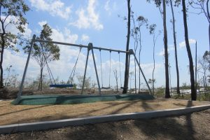 swings at bellbird park