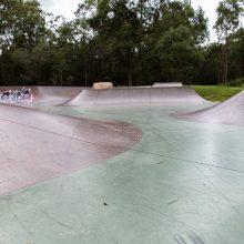 Teviot Park skate park smooth