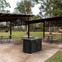 Teviot Park barbecue