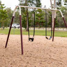 Teviot Park swings
