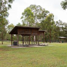 Teviot Park picnic areas