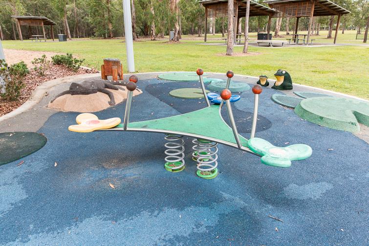 Teviot Park toddler area