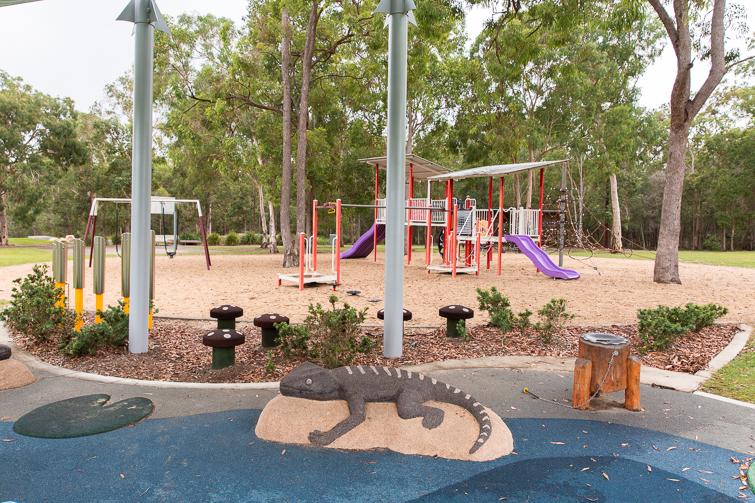 Teviot Park playground
